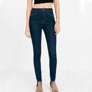 Urban Outfitters | BDG | High Rise Cigarette Jeans